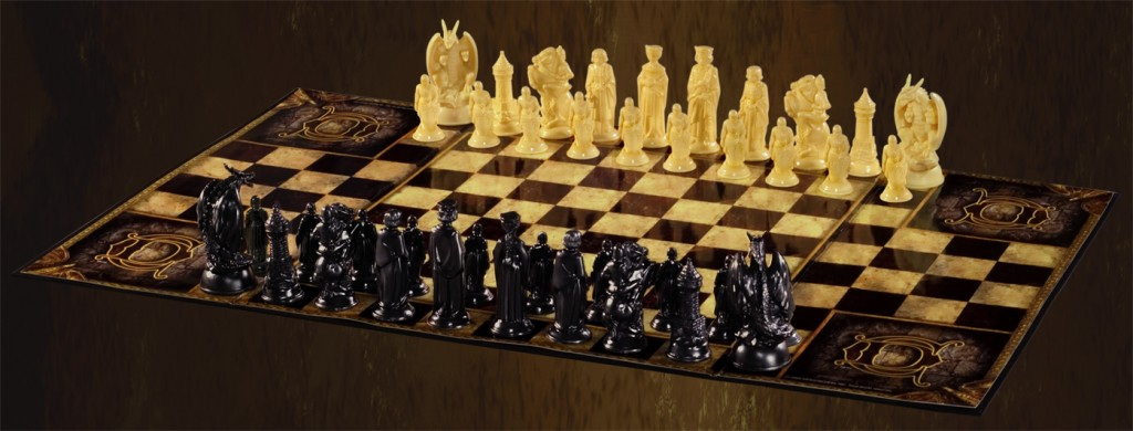DC Chess set